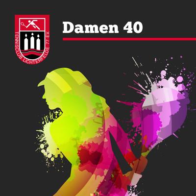 Tennisclub Lichterfelde Mannschaft Damen 40