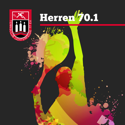 Tennisclub Lichterfelde Mannschaft Herren 70.1