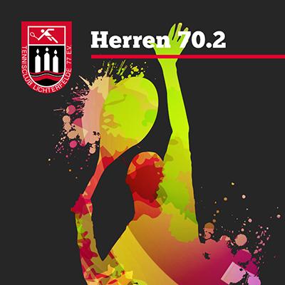 Tennisclub Lichterfelde Mannschaft Herren 70.2